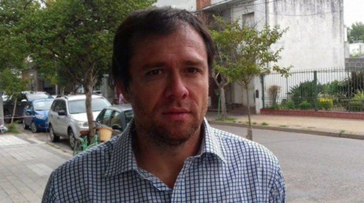Sospechado. El fiscal Horacio Puyrredón.
