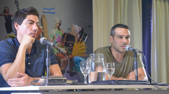 Investigación. Damiani y Maradeo dijeron que tomaron como fuentes denuncias de legisladores ahora aliados al PRO.