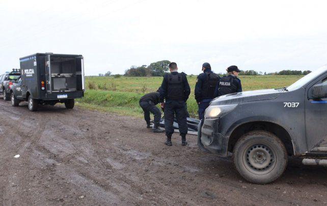 El cuerpo, que fue hallado en un descampado cerca de Pueblo Esther, fue identificado.