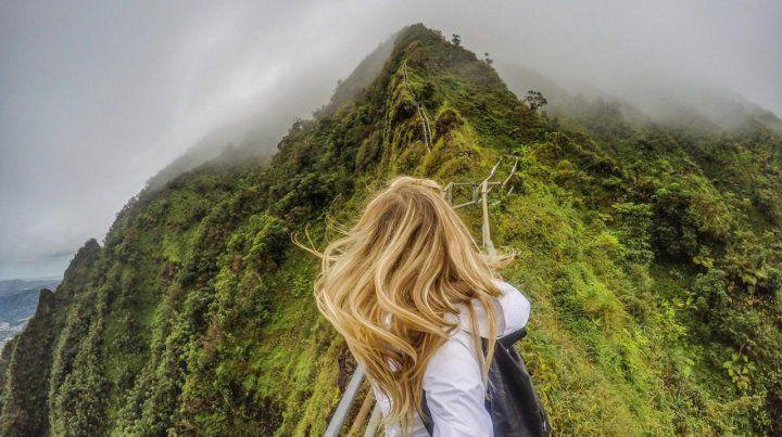 Viajar solo está de moda