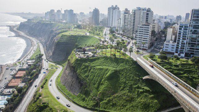 La gran capital. La Costa Verde