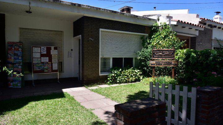 Legado. La casa de las hermanas Cossettini fue expropiada por la provincia.