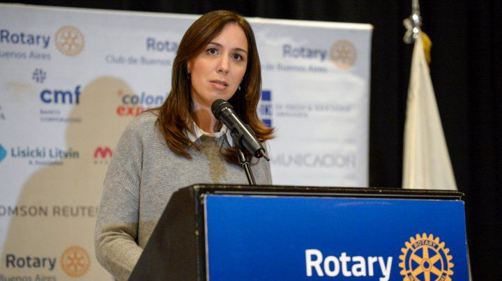 Vidal criticó a universidades públicas de su provincia
