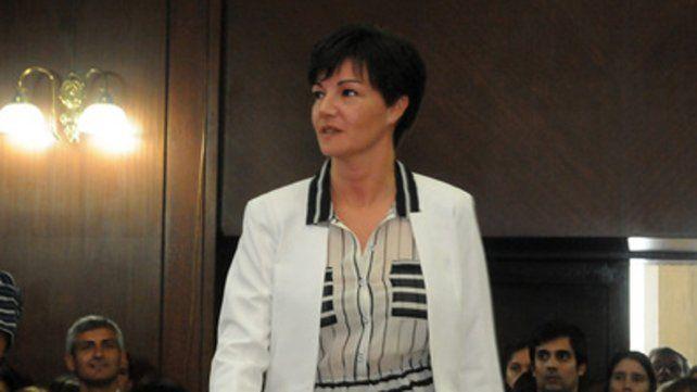 Fiscal. Karina Bartocci lleva adelante la investigación de lo ocurrido.