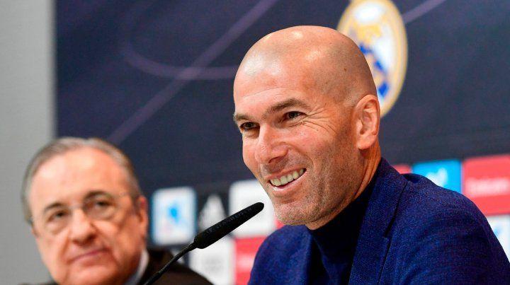 Zidane deja Madrid
