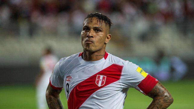Guerrero estará en la selección peruana