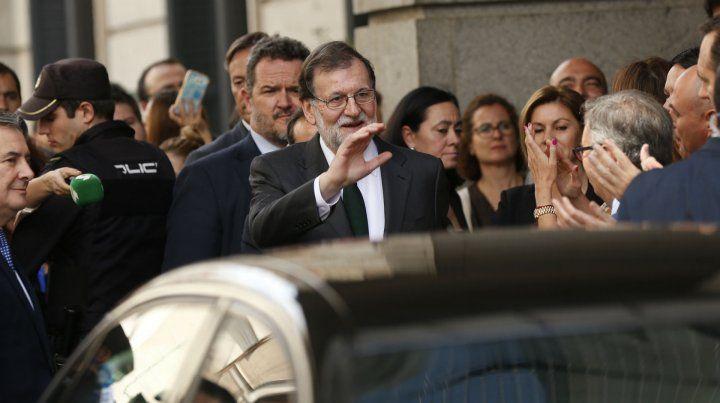 Mariano Rajoy fue destituido y España ya tiene nuevo mandatario.