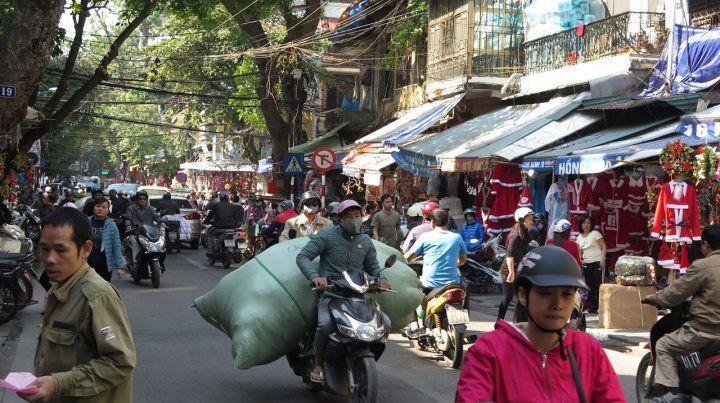 Un cambio de clima en Vietnam
