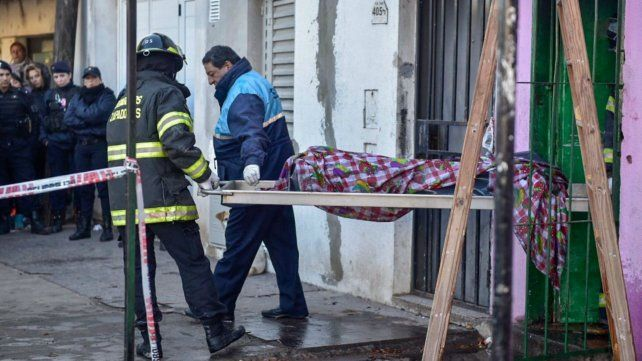 Los cuerpos de las víctimas fueron derivados al Instituto Médico Legal.