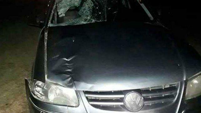 Murió un hombre que fue atropellado por un auto cerca de Andino