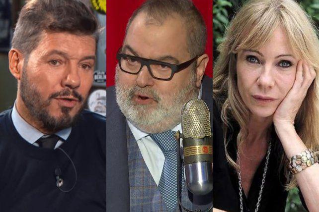 <b>Con aviso. </b>Tinelli, Lanata e Inés Estévez no participarán de la gala del domingo.&amp;nbsp;