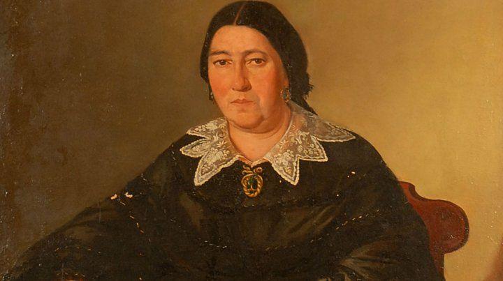 Eusebia Rodríguez de Rosas.