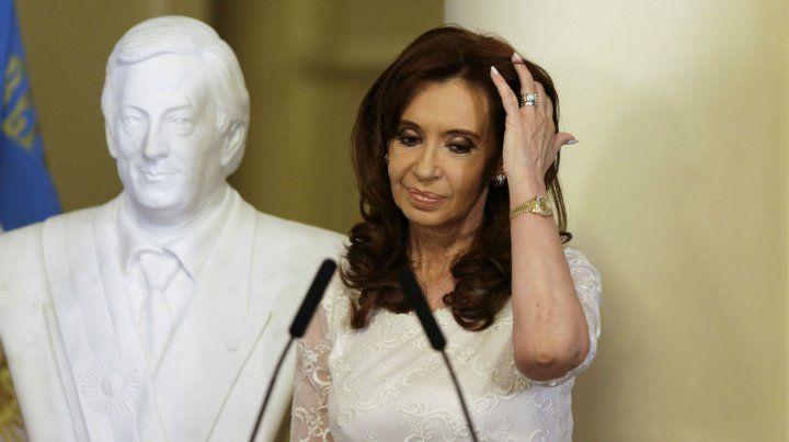 La muerte del fiscal puso en la mira judicial a Cristina Kirchner.