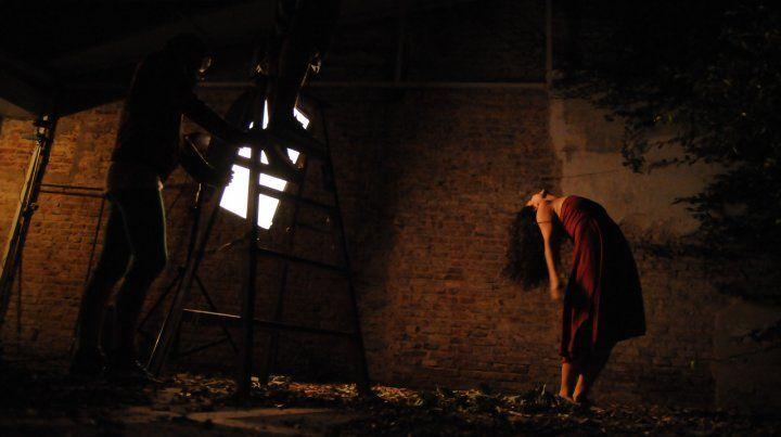 Una creación colectiva. El grupo de bailarinas y músicos están dirigidos por Severo Callaci.