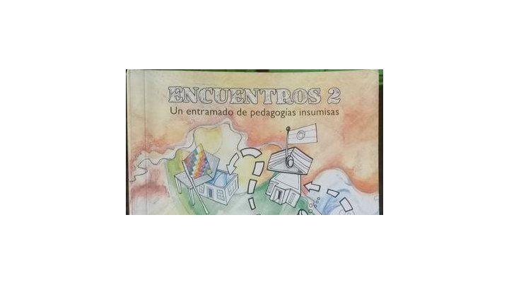 Presentan un libro sobre experiencias de pedagogías insumisas