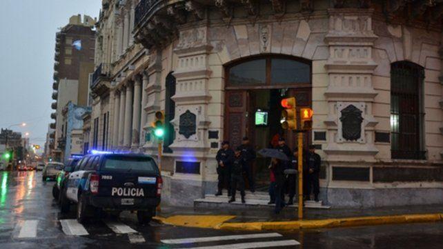 Paraná. La sede de la Municipalidad local fue allanada por la Policía Federal el 8 de mayo último