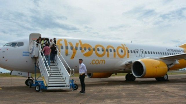 Flybondi. La lowcost volaría a Montevideo