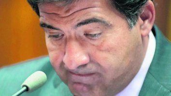 Echegaray autorizó la operatoria ilegal cuando era jefe de la Aduana.
