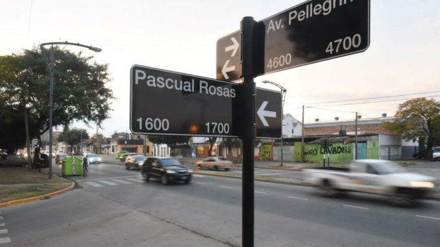 El ataque ocurrió en Pascual Rosas y Pellegrini.
