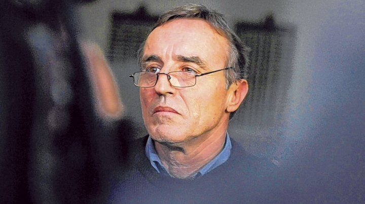 Culminación. El ex jefe de policía Hugo Tognoli