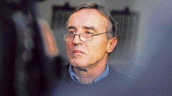 Culminación. El ex jefe de policía Hugo Tognoli, detenido desde 2012. Pasado mañana se dicta su sentencia.