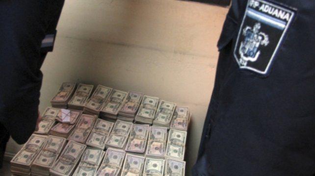 Maleta dudosa. El dinero fue vinculado a la campaña de CFK en 2007.