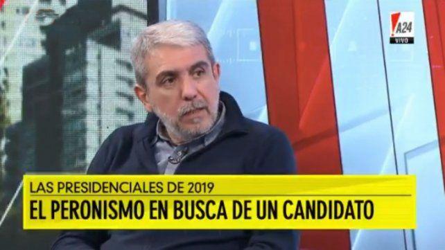 Los candidatos peronistas de Aníbal Fernández para 2019