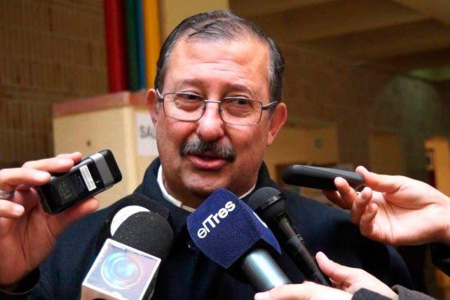 El senador Cappiello dijo que el partido no le va a pedir la renuncia a Contigiani