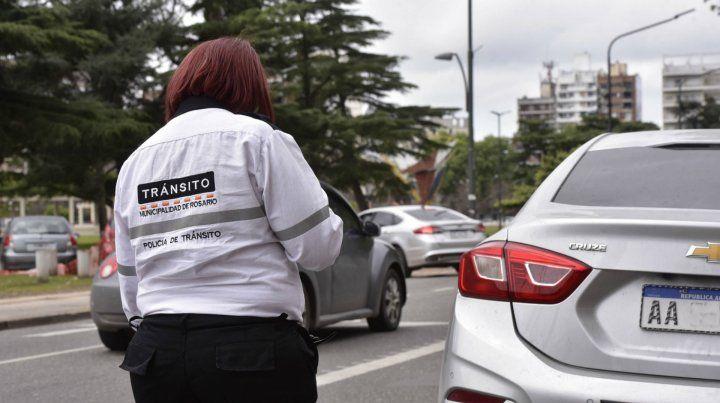 Las multas de tránsito