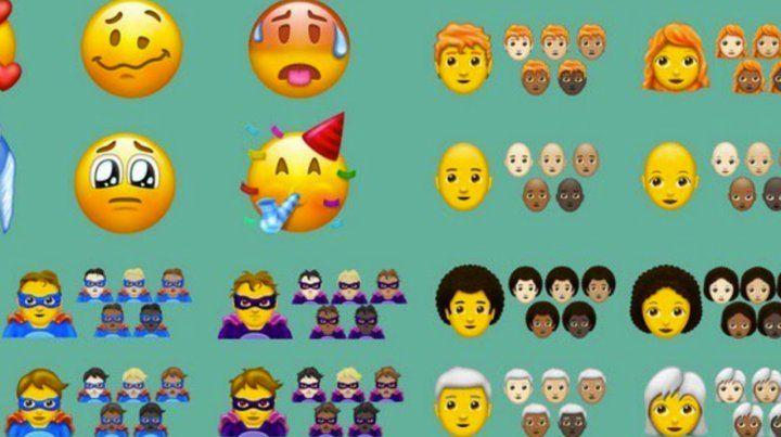 Esta semana se suman 150 nuevos emojis a los celulares