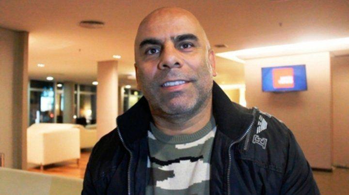 El ex futbolista Mauricio Serna.