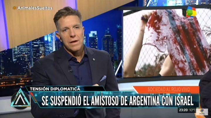Fantino: Chiqui Tapia no tiene la autoridad en AFA, la tienen los jugadores
