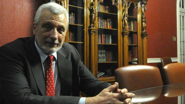 El ministro de Justicia Ricardo Silberstein habló de la ola de atentados contra jueces en Rosario.