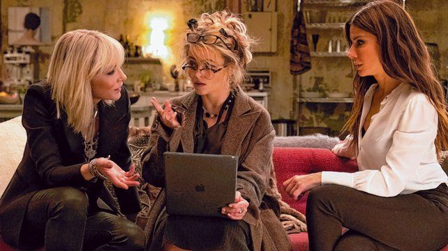 Ladronas con estilo. Cate Blanchett