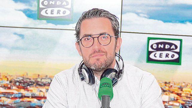 Estrella. Maxim Huerta se hizo famoso en un magazine. Estará al frente de la cartera de Cultura.