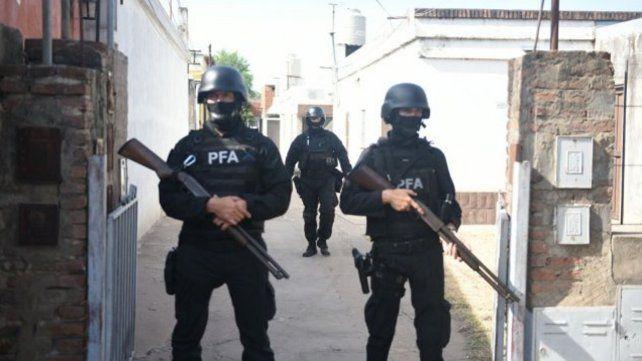 Los colombianos fueron apresados en el marco de la investigación por los crímenes de los hermanos Ulises y Jonathan Funes.