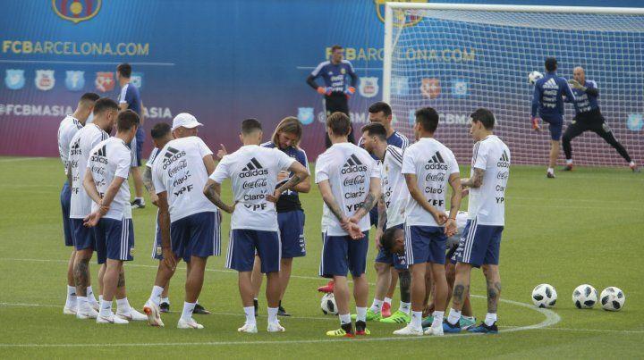 No demandarán a la Argentina por no haber jugado ante Israel