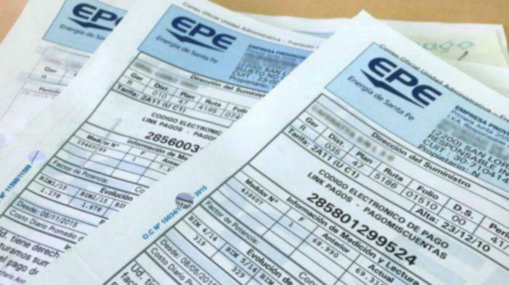La EPE solicitó un aumento de más del 27 por ciento en la tarifa para el año próximo