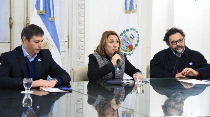 Fein invitó a Macri al acto del Día de la Bandera y confirmó que vuelven los desfiles