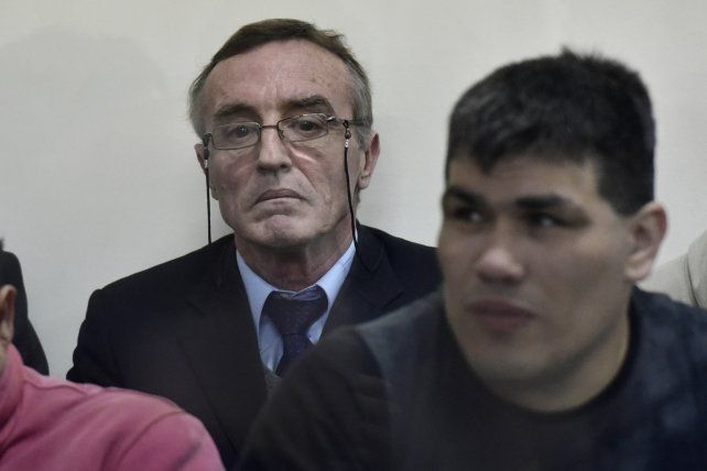 El exjefe de policía provincial estuvo detenido seis años.