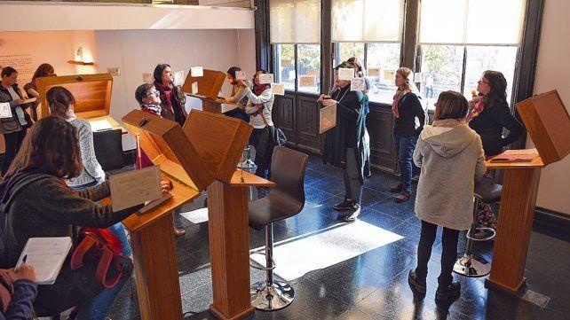 El Museo de la Memoria ofrece recorridos de formación para docentes. La idea es que ellos repliquen la visita luego