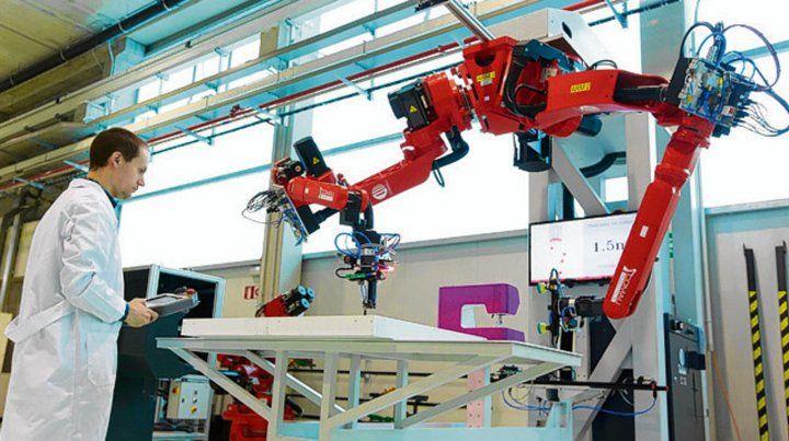Crean la tecnicatura en automatización y robótica