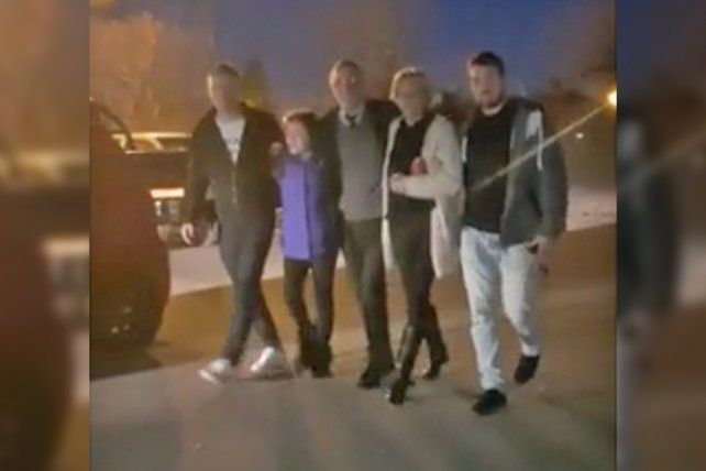 Déjenme disfrutar de la familia, señaló Tognoli tras ser liberado luego de cinco años preso
