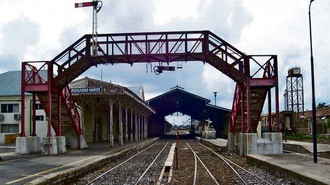 El fantasma de los trenes