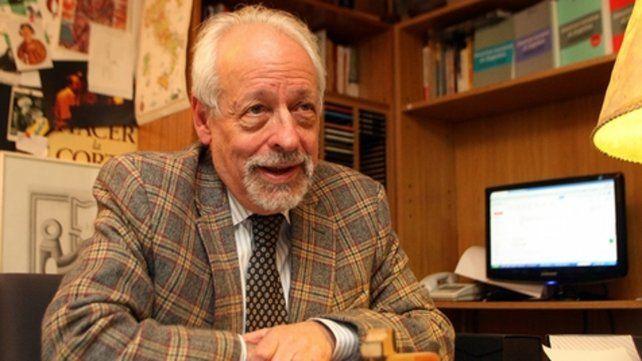 Conversaciones con un maestro de periodistas, con la Argentina como eje