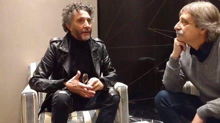Fito Páez: El aroma de aquel Buenos Aires del 83 nunca se fue del álbum