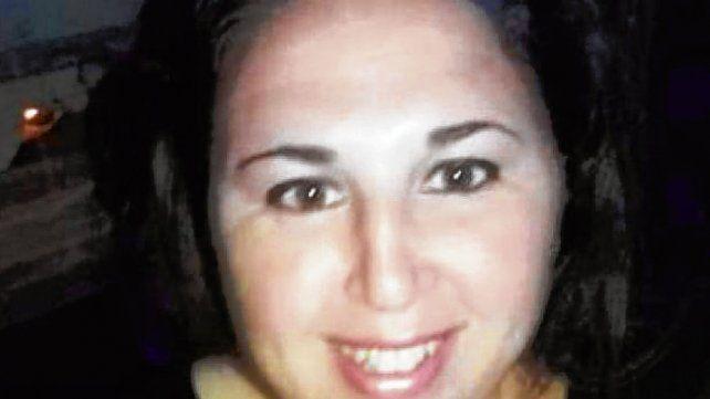 La víctima. Silvana cumplía los 40 el día en que fue asesinada.