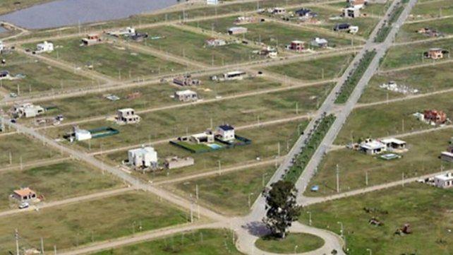 Entre reclamos y certezas. El municipio tranquilizó a la población de Tierra de Sueño 3 respecto a servicios.