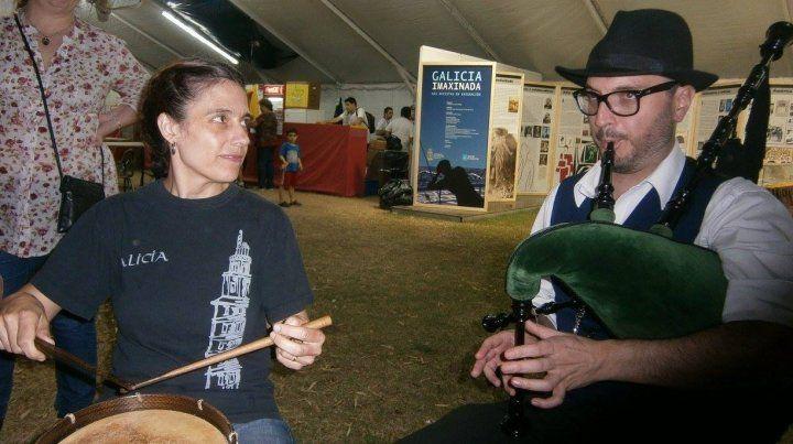 Piden ayuda tras el robo de instrumentos musicales del Centro Gallego de Rosario