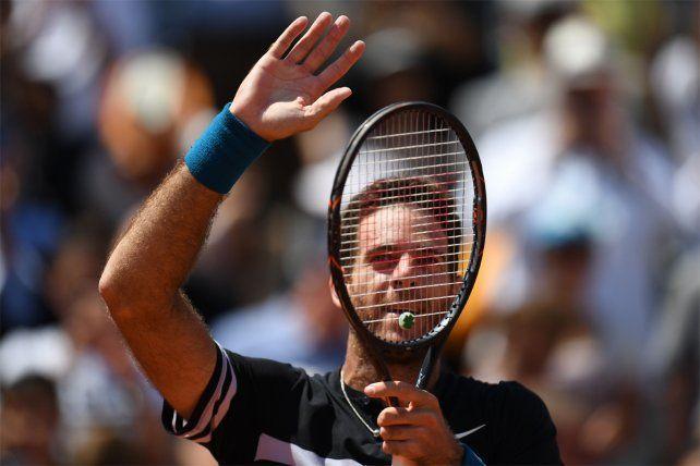 Cuándo juega Del Potro ante Nadal la semifinal de Roland Garros